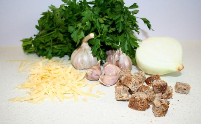 skladniki zupa czosnkowa