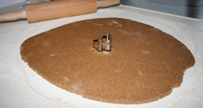 ciasto pierniczkowe