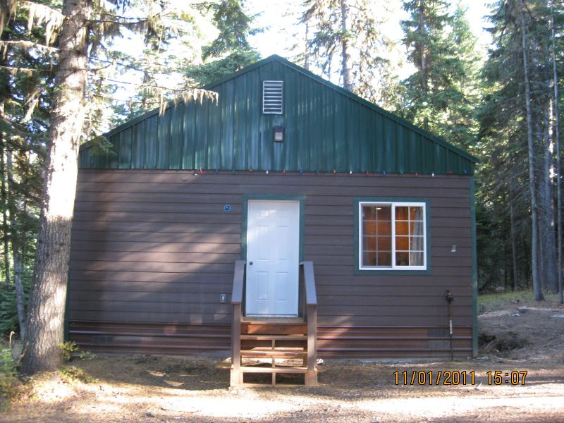 Build It Yourself Cabin