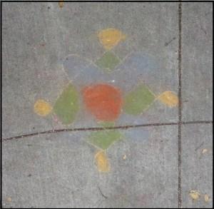 chalk art c