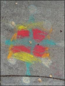 chalk art d