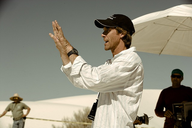 Picture courtesy of www.flickr.com (Michael Bay directing a film)