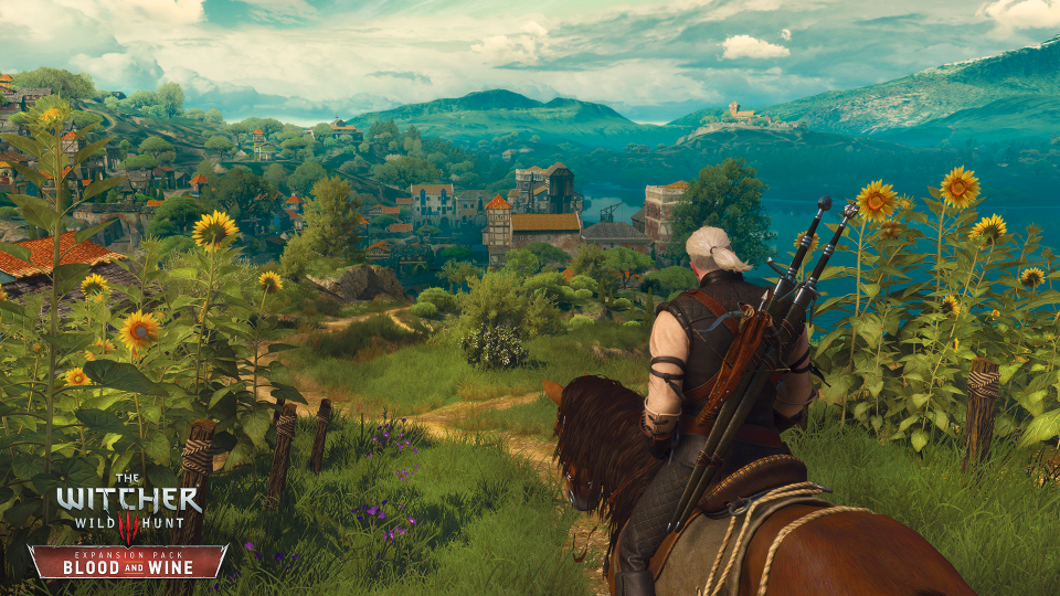 witcher 3 video games