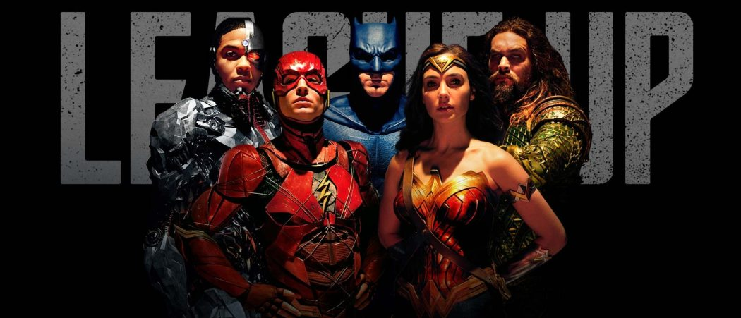 Check Out Justice League's New Character Posters 5