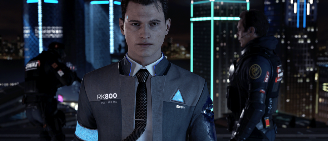 Detroit: Become Human Hands-On Impressions At EGX 2017 1