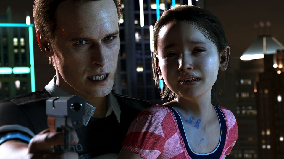 Detroit: Become Human Hands-On Impressions At EGX 2017 2