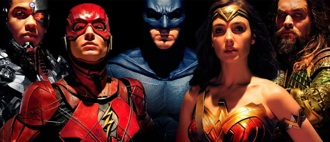 The New Justice League Trailer Shows Off More Of DC's Heroes And Superman 1