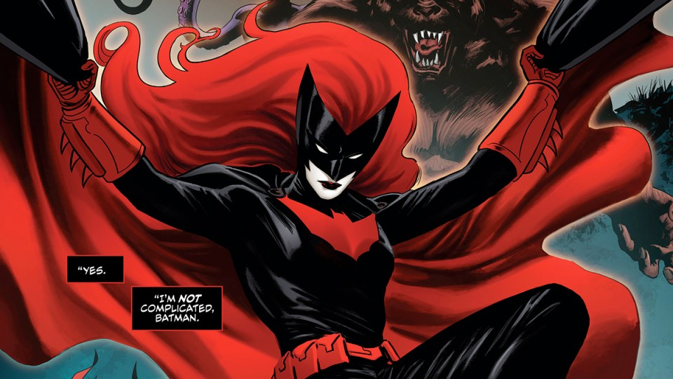 Batwoman will become the first openly gay lead in a live-action superhero TV show