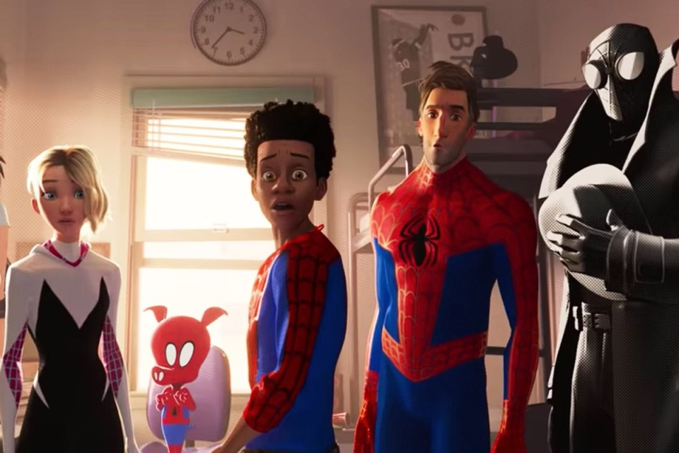 Spider-Man Into The Spiderverse Review: Too many Spidermen (and women)?