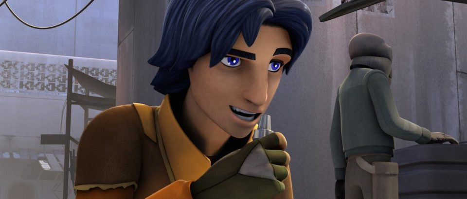 Could Matt Smith be playing the Jedi Ezra Bridger in Star Wars: The Rise Of Skywalker?