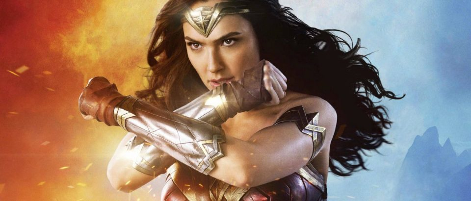 Gal Gadot as Wonder Woman and she is going to be back in Wonder Woman 1984