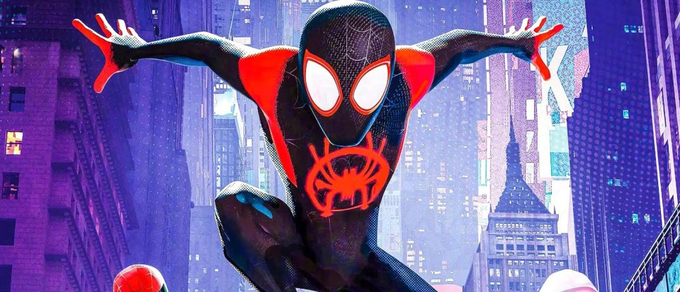 Spider-Man: Into The Spider-Verse 2 will be swinging into cinemas in April 2022