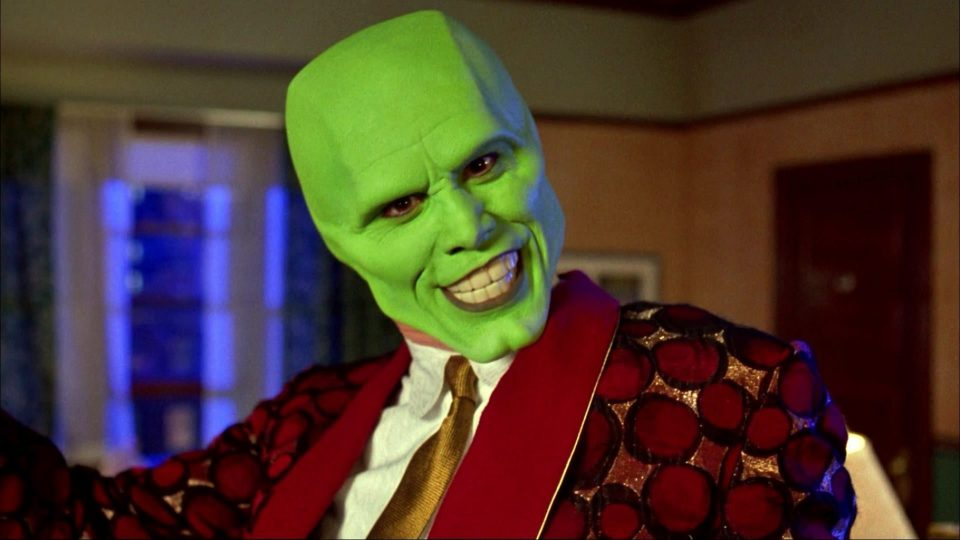 The Mask Jim Carrey Dark Horse Comics