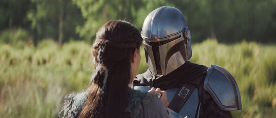 Is The Mandalorian Episode 4 too reliant on fan-service