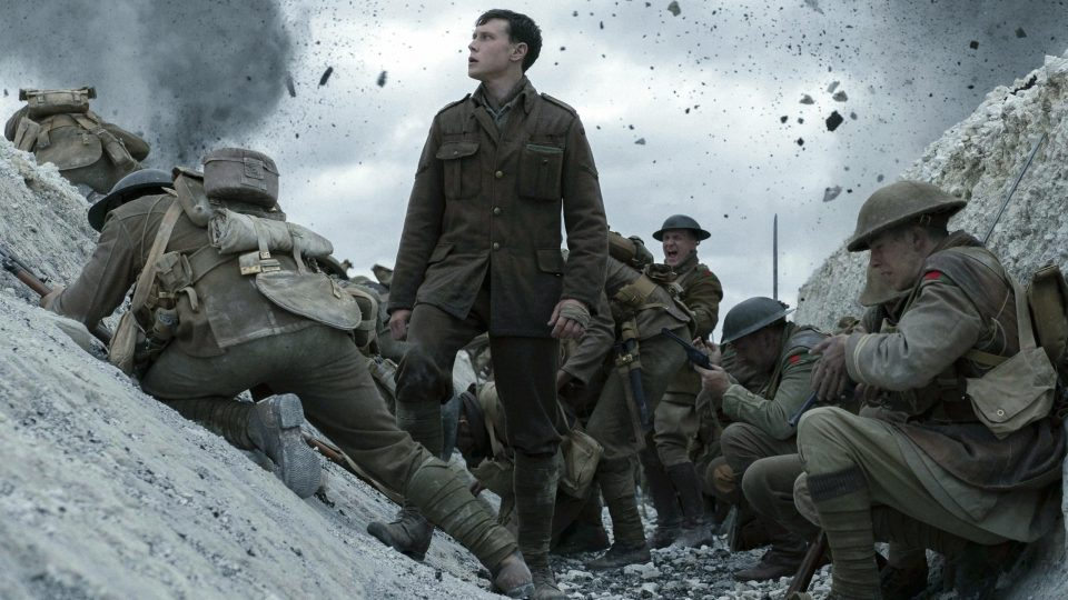 Sam Mendes' 1917 looks set to win Best Picture at the Oscars 2020