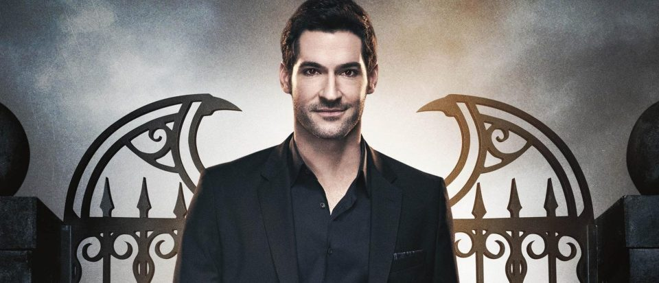 Lucifer Season 5 Tom Ellis Netflix god Heaven