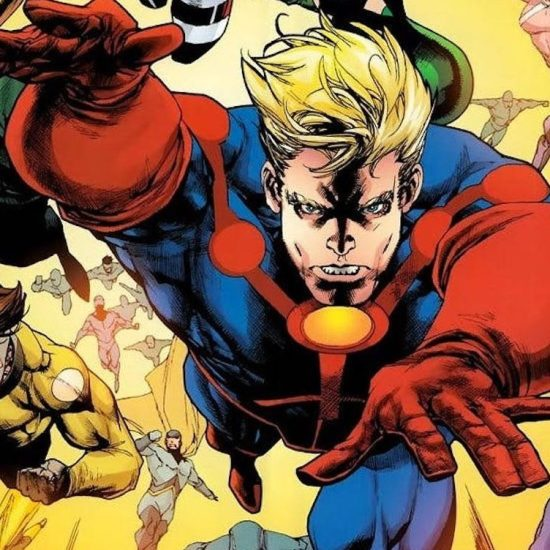 Marve's Eternals Set Photos Reveal First Look At Kumail Nanjiani's Kingo