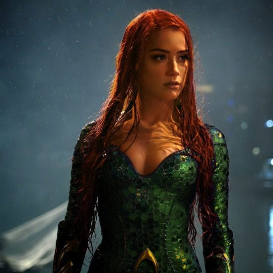 The Petition To Remove Amber Heard From Aquaman 2 Reaches Over 350K Signatures