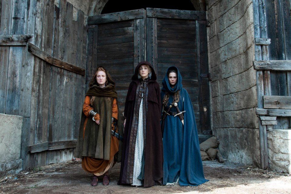 Witches are back in Luna Nera Season 1
