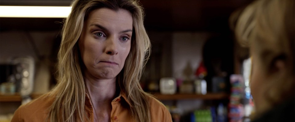 Betty Gilpin is the best thing about The Hunt
