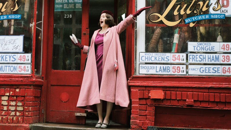 Rachel Brosnahan was born to play Miriam Maisel in The Marvelous Mrs. Maisel