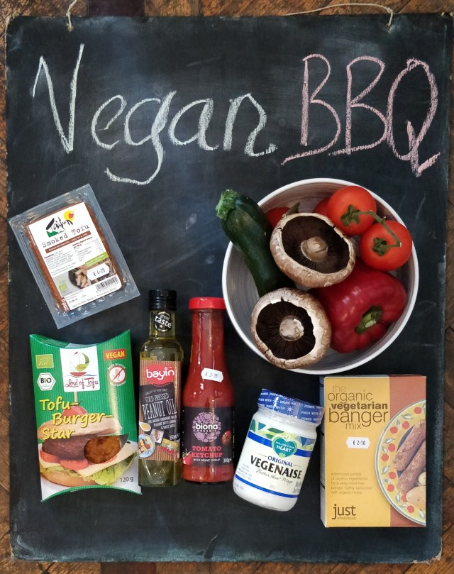 small changes vegan BBQ