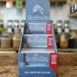 chocolatey clare compostable packaging