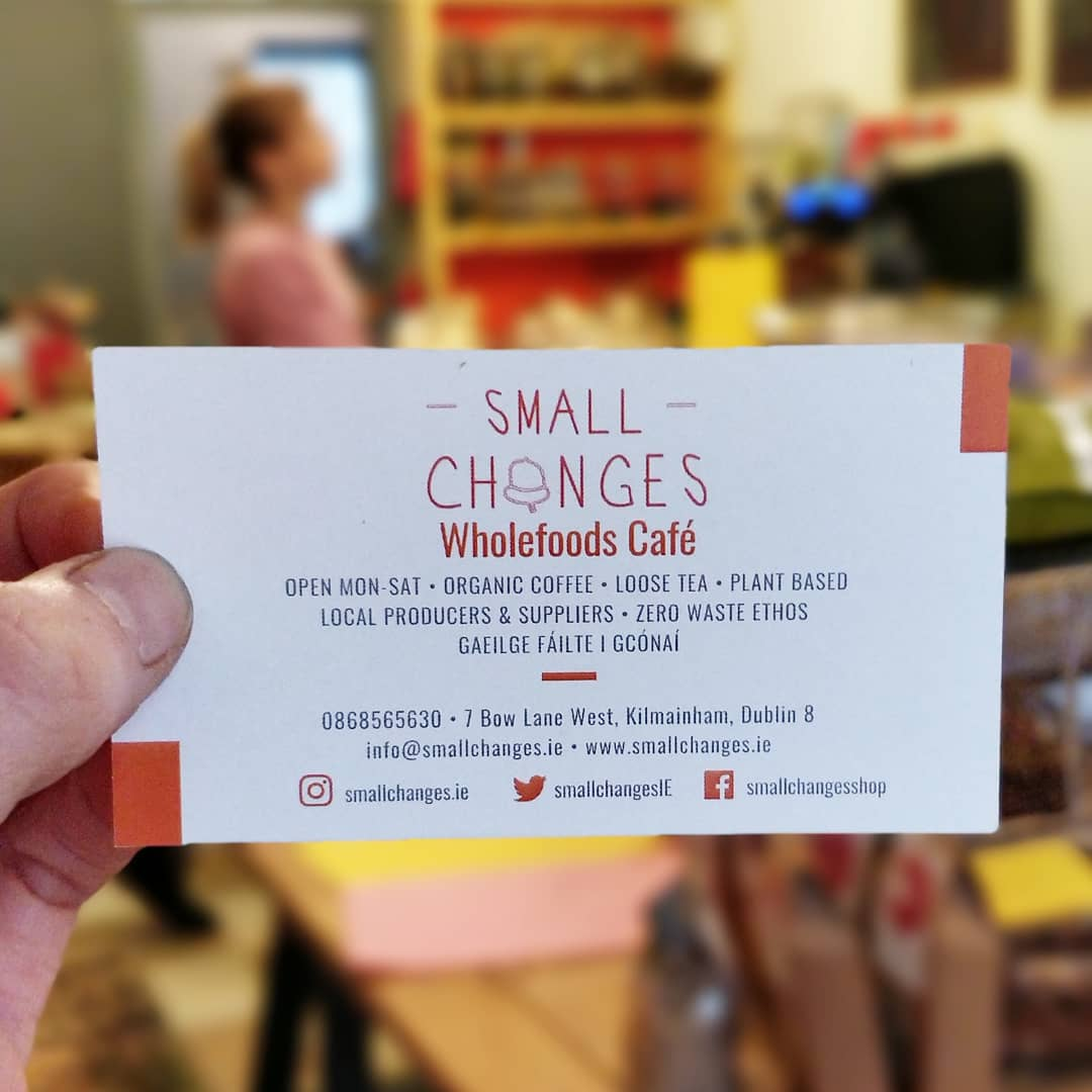 Small changes wholefoods café