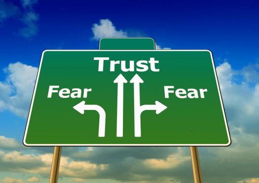 Fear Trust Fear