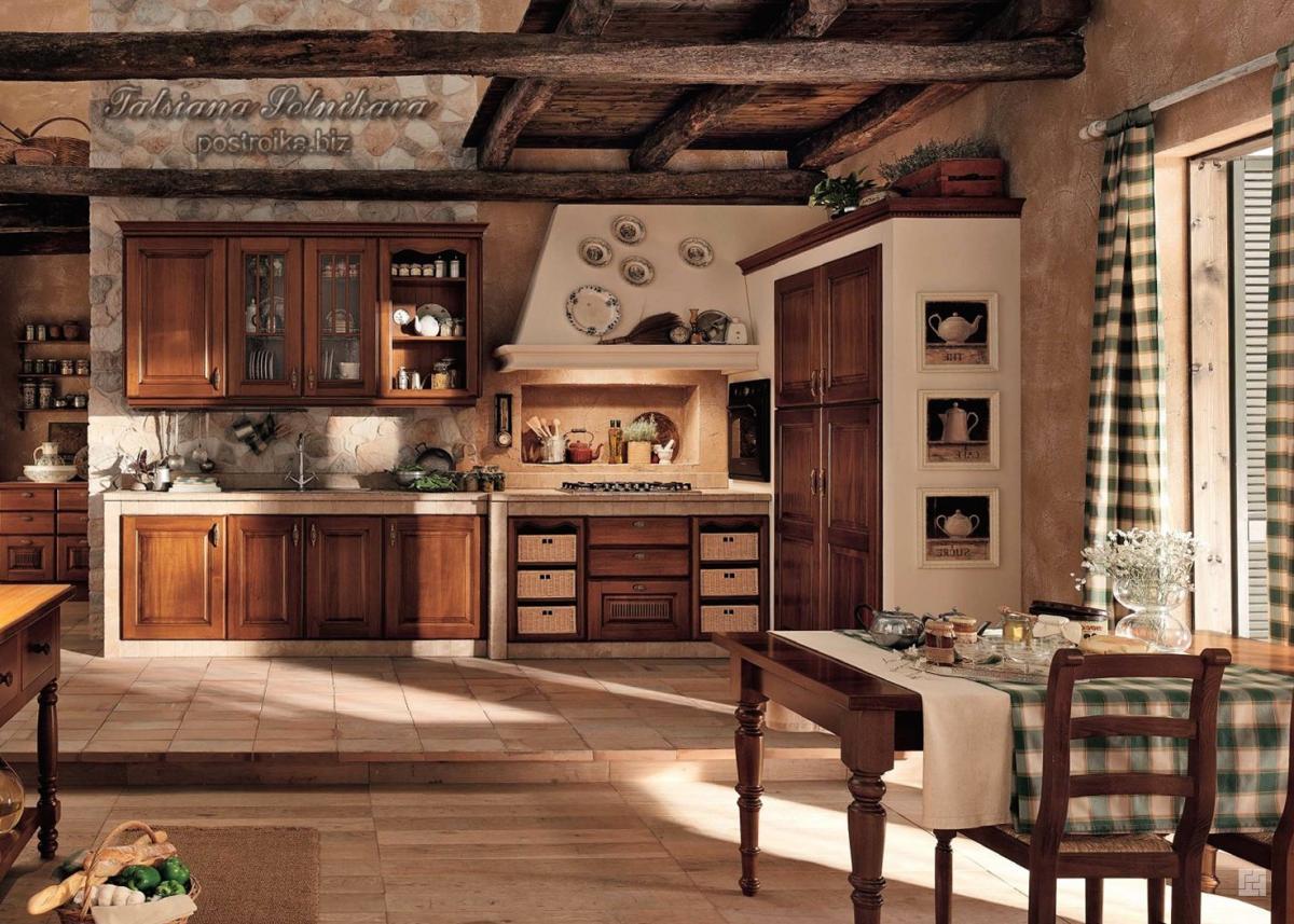 Rustic Interior Design Style on Rustic Traditional Decor  id=38935