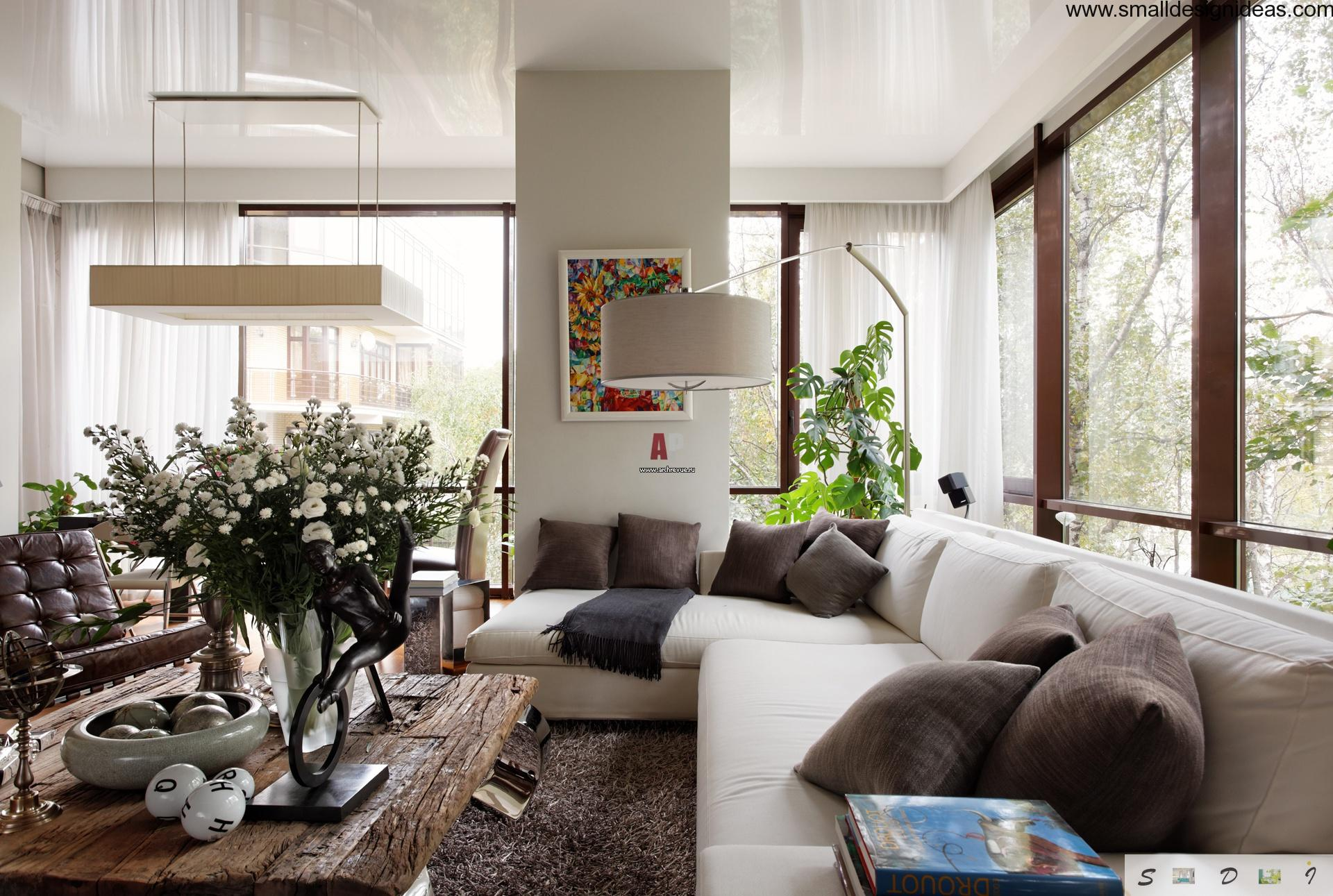 Eclectic Interior Design Style on Apartment Decorating Styles  id=13919