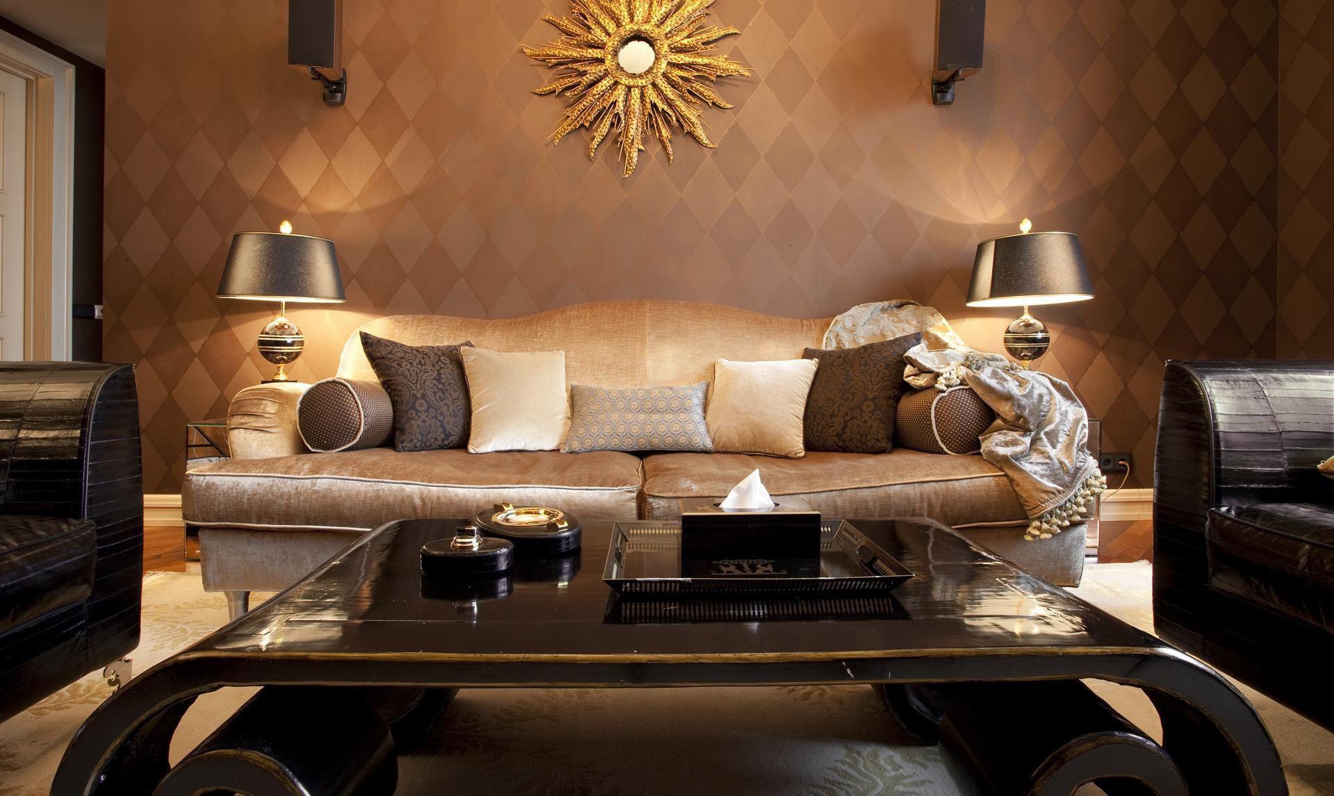 art deco interior design style