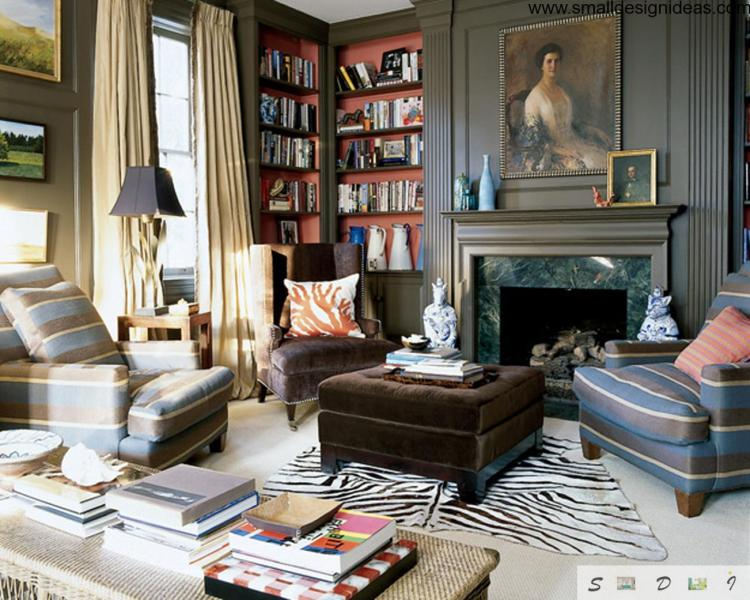 Eclectic Interior Design Style Eclectic style in interior design is