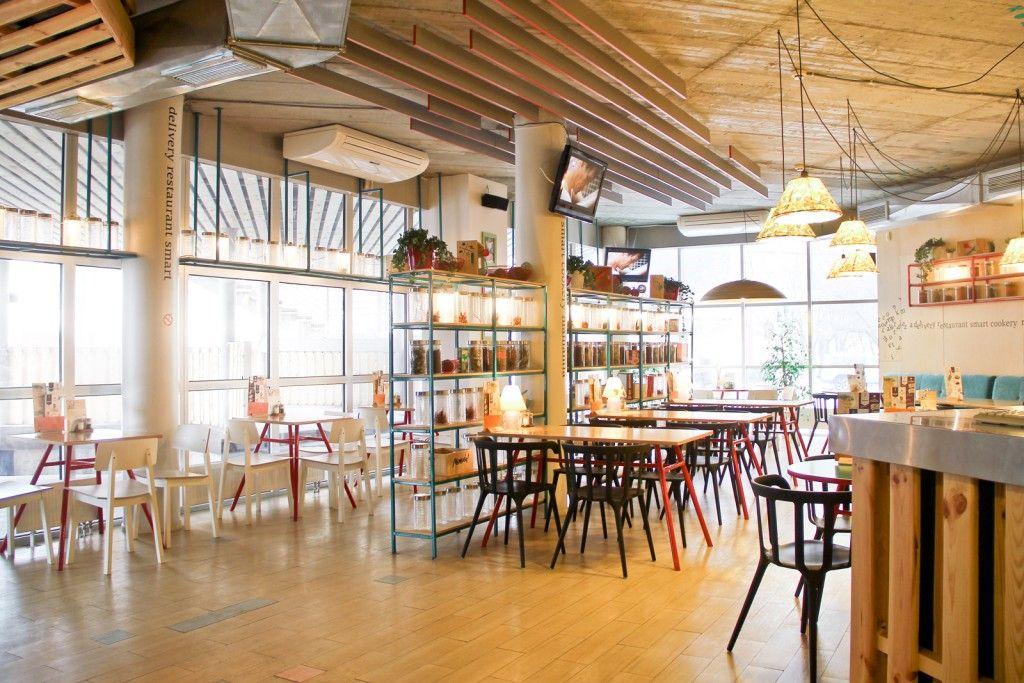 Restoranda Eklektik İç Tasarım Stili