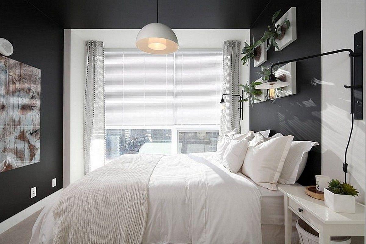 130 Square Feet Bedroom Interior Decoration Ideas - Small ... on Small Room Pallet Bedroom Ideas  id=52561