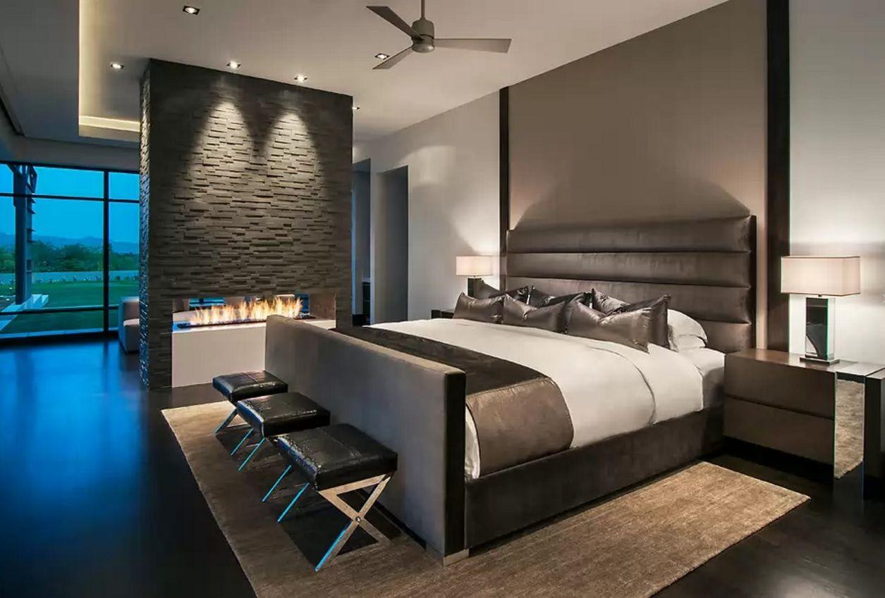 Modern Bedroom Design Trends 2016 - Small Design Ideas on Trendy Bedroom  id=64761