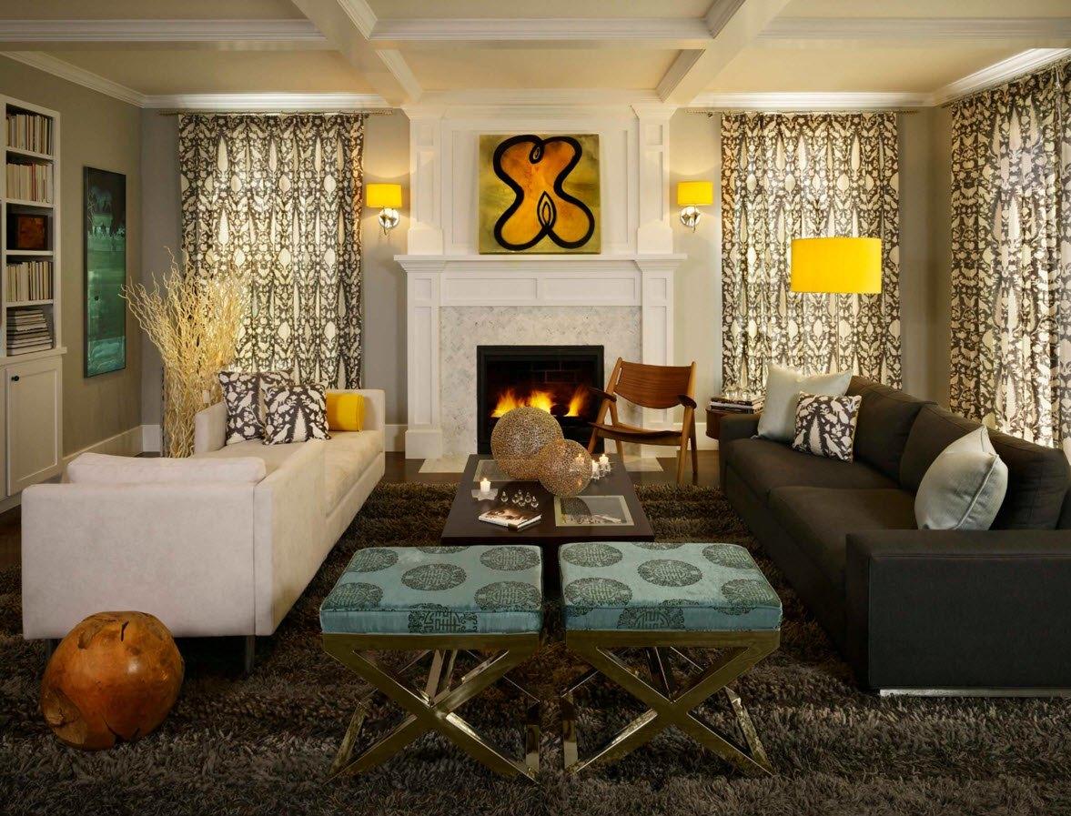 Living Room Curtains Design Ideas 2016 Small Design Ideas