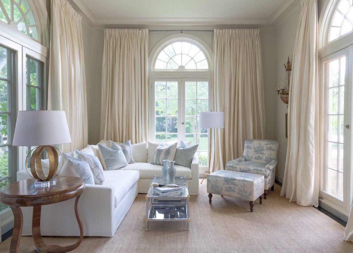 Living Room Curtains Design Ideas 2016 - Small Design Ideas on Living Room Curtains Ideas  id=68672