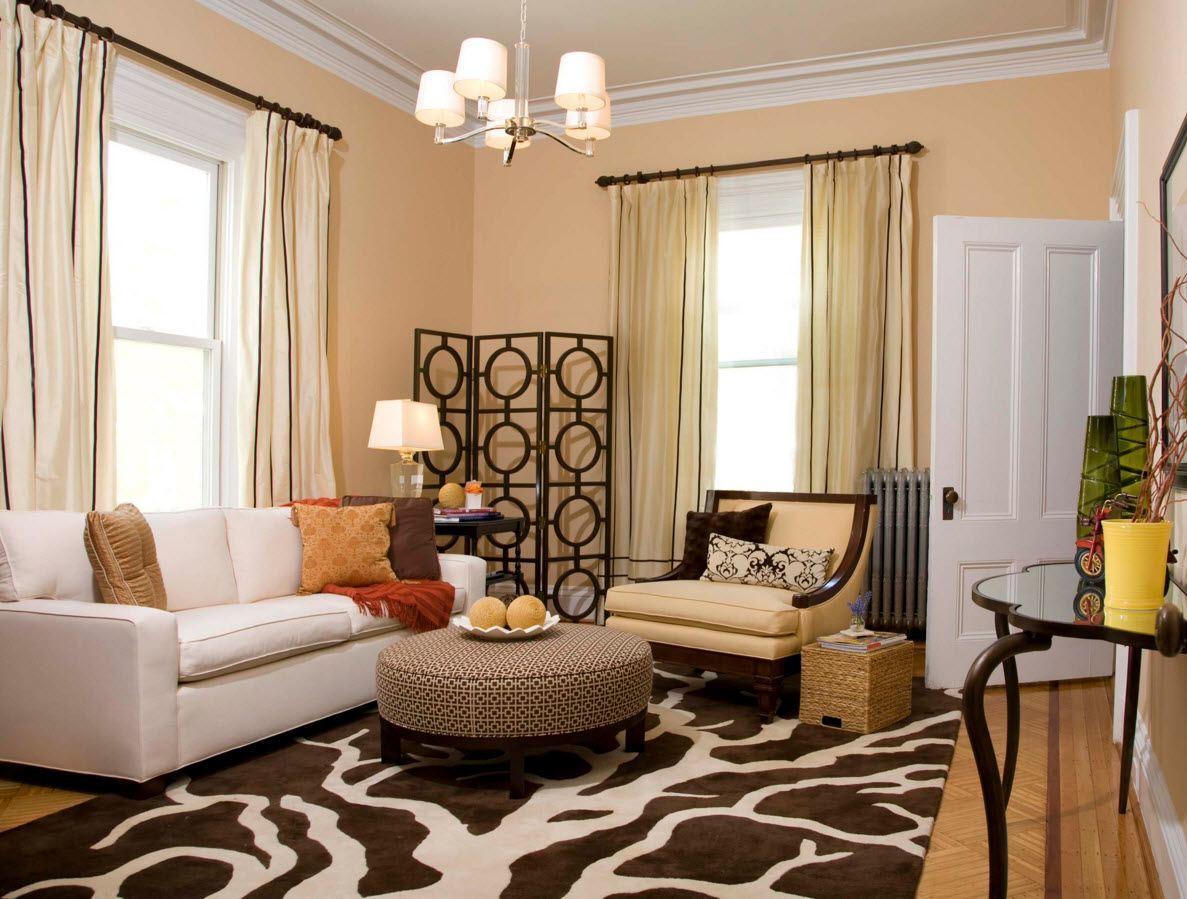 Living Room Curtains Design Ideas 2016 - Small Design Ideas on Living Room Drapes Ideas  id=94018