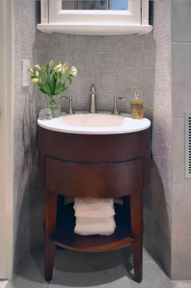 Small Bathroom Space Saving Vanity Ideas - Small Design Ideas on Small Space Small Bathroom Ideas With Shower id=20387