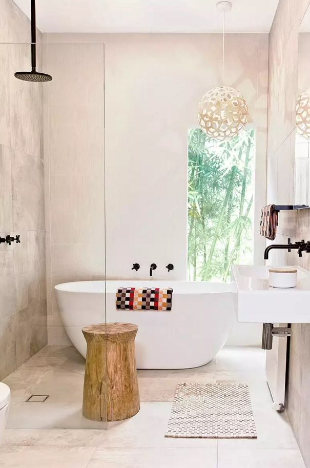 Bathroom Tap and Sink Ideas as an Interior Decoration Elements on Small Area Bathroom Ideas  id=22851