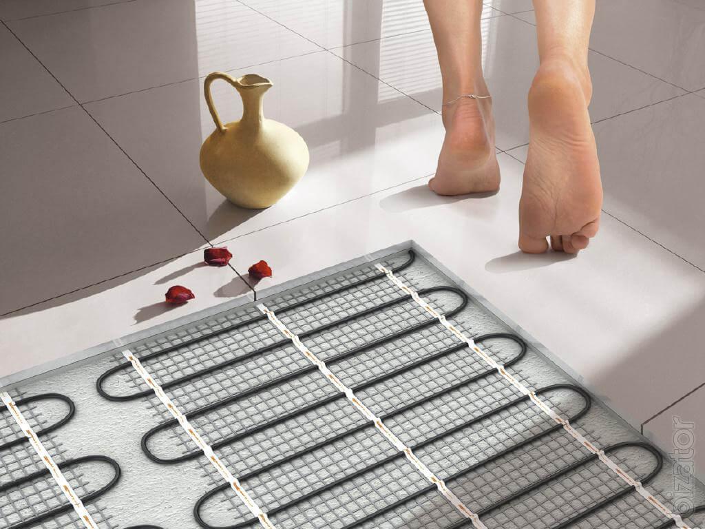 warm floor modern technology for