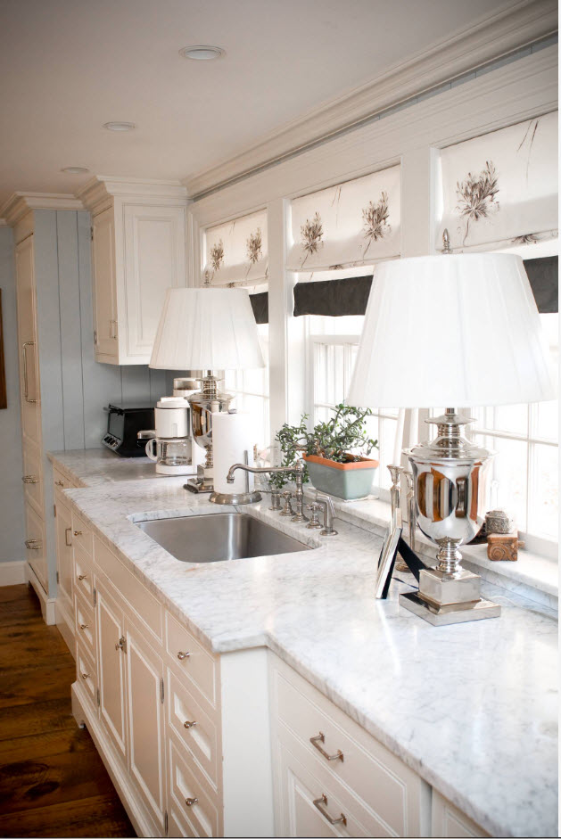 kitchen curtains ideas with photos