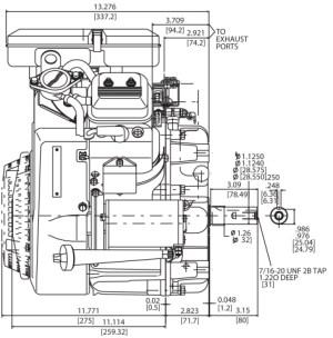 Small Engine Surplus 3867773025 Briggs & Stratton