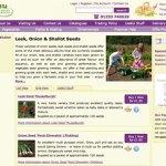 Victoriana Nursery Gardens prize giveaway