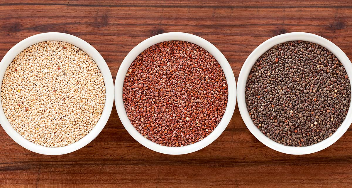 Capitalising on the quinoa superfood trend