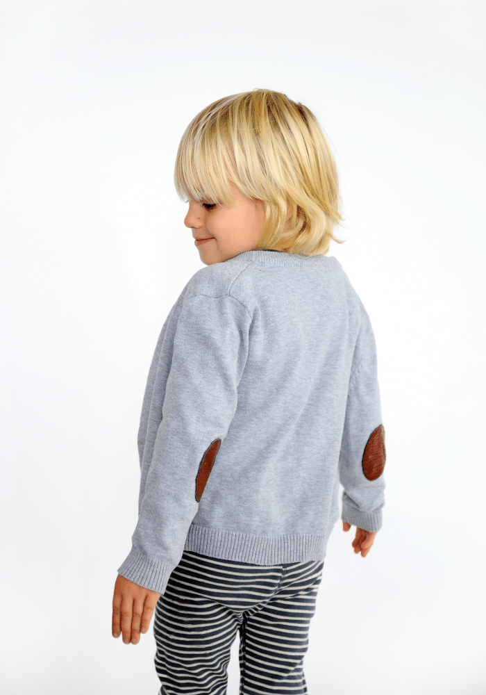 leather elbow patch