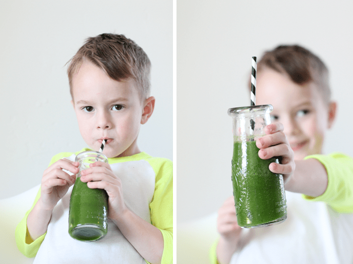 kid smoothie cleanse
