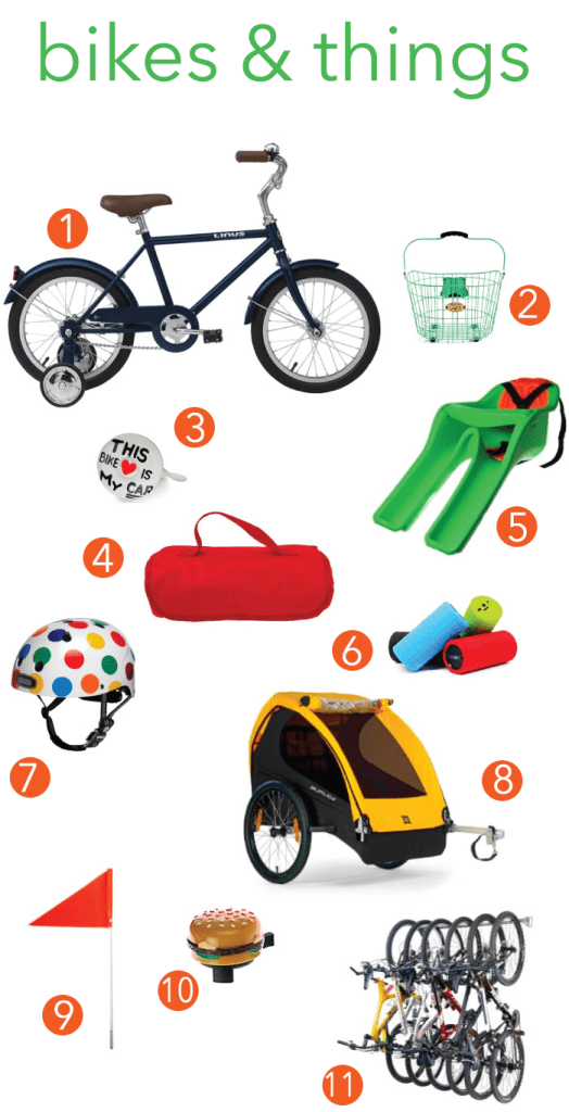 must have bike items!