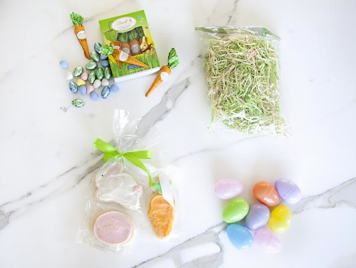 Easter Basket how-to